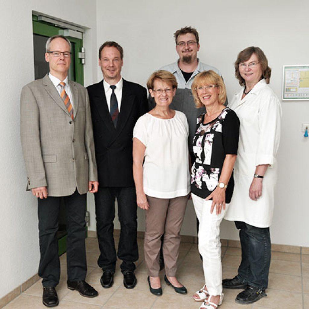 Das Team von Dr. Böttcher + Partner, Bausachverständige